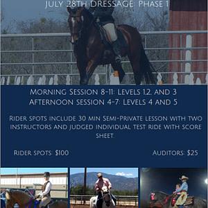 Arizona Working Equitation Clinic Series